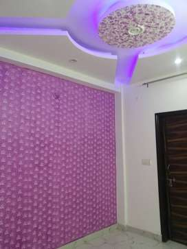 3 bhk Ready to move builder floors with loan faciliy and car parking