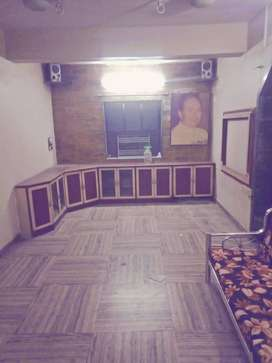 1bhk specious flat in rent in Dombivali East at 10.5k.