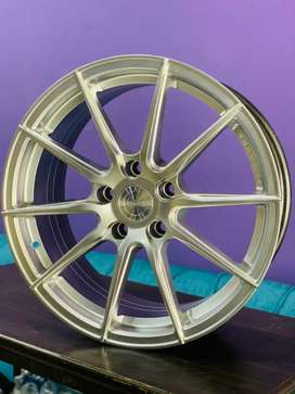 """17""""inch 5/114pcd 7.5j Made in Taiwan"""