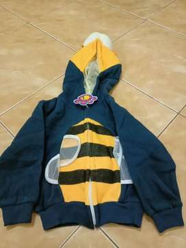 Jaket anak lebah