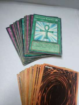 Yugioh Card (Fake-Proxy) Paket Kartu Spell Trap (Y-02)