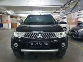 Mitsubishi Pajero Sport Exceed AT 2010 DP35 Jt bstt fortuner 2011/2012