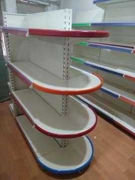 Super market rack , department store