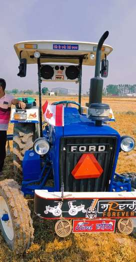 Ford 3600 full modified