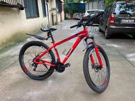 24 Geared Alloy Frame Cycle on Immediate Sale