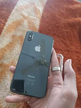 Iphone x ,64gb ,space grey ,good condition without bill box .