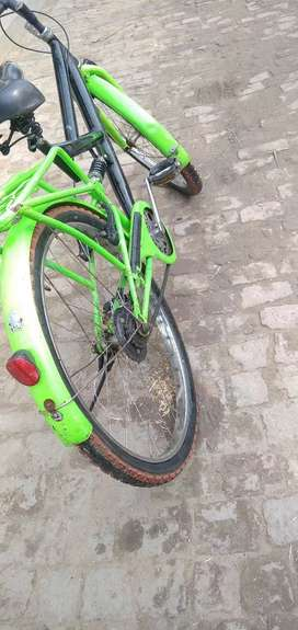 I am sell bicycle