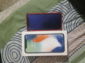 Iphone x 64gb in good condition