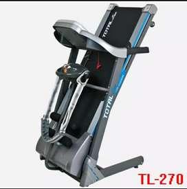 Treadmill Elektrik Auto Incline TL 270