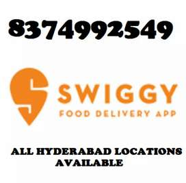 SPECIAL OFFERS IN SWIGGY DELIVERY JOB GET 10K JOINING BONUS