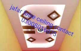 New / Latest false ceiling design and home decoration , Lahore