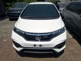 Honda Jazz RS cvt matik super mulus new model dp murah 26jt