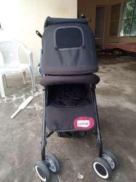 LuvLap Stroller for Newborn Baby/Kids.