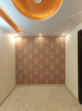 40 sq yards 1 bhk flat with bike parking bank loan upto 90% available