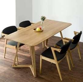 Kursi meja makan jok