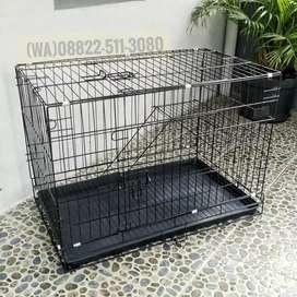PROMO Kandang Kucing Tingkat Kandang Kucing Ukuran 75 Tingkat 1