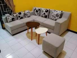 Sofa sudut slonjor