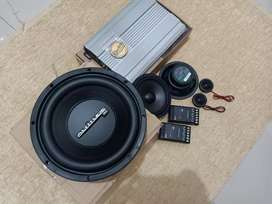 Paket Spiker Fonalivo, Power Buddy, Subwoofer Altitude