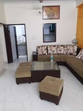 Fully furnished 3 BHK flat