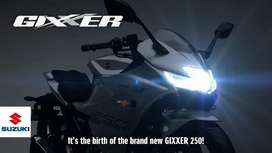 Brand new gixxer 250 @ showroom bike