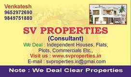CE Colony, Bagh Amberpet, HYD – Semi Commercial Old independent House