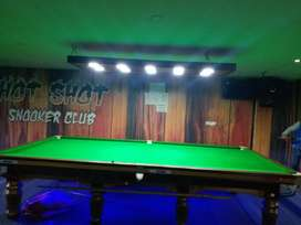 Running Snooker Club For Sale (Near Allah hoo Chowk Johar Town)