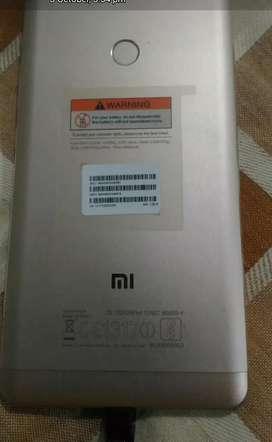 Good condition mobile mi max