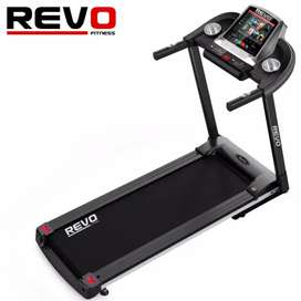 Revo Fitness RT101 (1.75HP) Motorized Treadmill