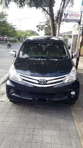 Toyota Avanza 2014 G manual hitam