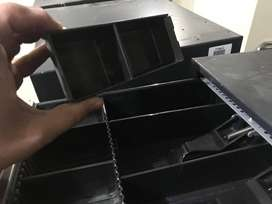 Toshiba Cash Drawer Money Till Made Japan