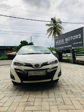 Toyota Yaris J, 2018, Petrol