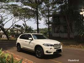 BMW X5 Facelift 2017 Putih XLine Mint Like New