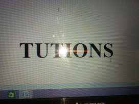 Tutions up to b. Tech