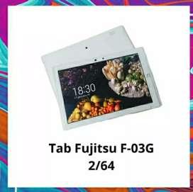 { Layar Amoled } Tablet Fujitsu F03G internal lega 64GB