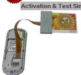 Aktivator sim card HK