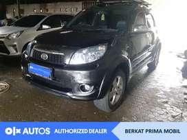 [OLXAutos] Toyota Rush 2012 S 1.5 Bensin M/T Hitam #Berkat Prima