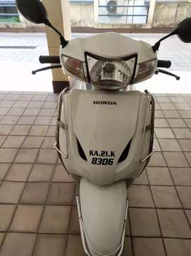 Well maintained Honda Activa for sale