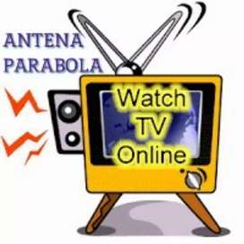 Pasang Antena Tv Parabola / Toko Parabola Antena Tv Bekasi Kota