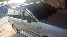 Toyota kijang LGX 2001 Silver