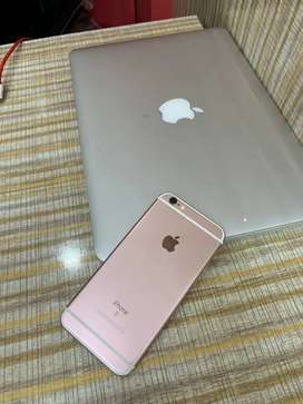 iPhone 6s(64GB) Rose gold 1 Year Old