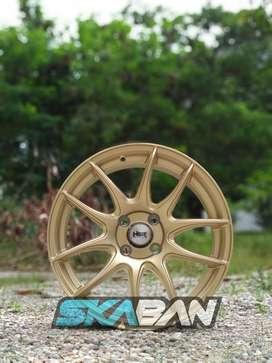 jual hsr wheel type kamikaze fc ring 15 h4(100) di ska ban pekanbaru
