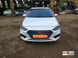 Hyundai Verna Fluidic 1.6 VTVT SX Opt, 2019, Petrol