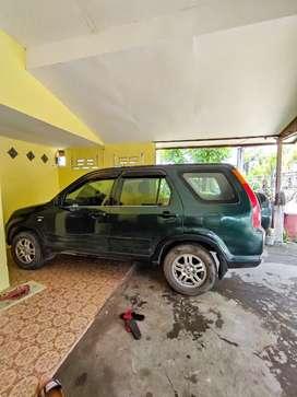 Honda CR-V mobil keluarga