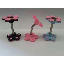 Cup Suction Flexible Flower Universal Holder Gekko/Gecko/Car Holder