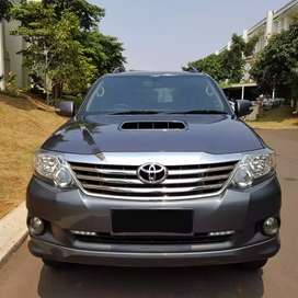 TDP 29jt Grand Fortuner 2.5 G VNT Turbo diesel Automatic 2014