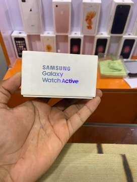 Samsung active watch best (sealed ) visit our shop