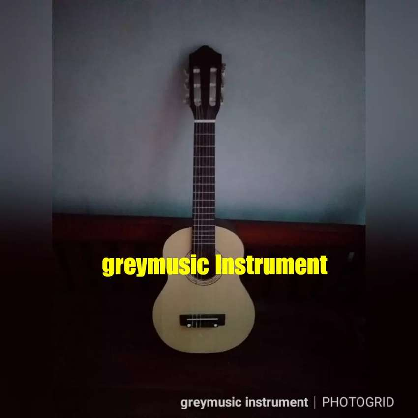 Gitar lele greymusic seri 372 0