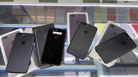 Iphone 7 plus 128gb blackmatte & jet black