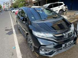 Honda jazz rs matik tahun 2017 pemakaian 2018