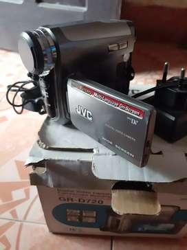 Handycam JVC masih bagus kondisi lengkap